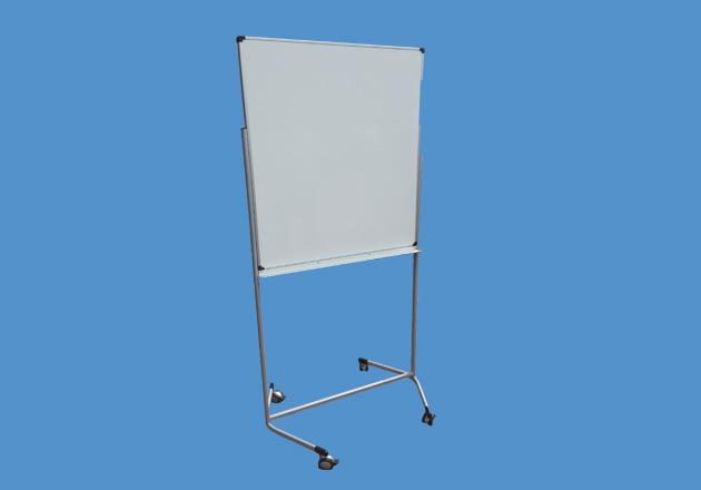 Projektionsfläche fahrbar, neigbar, höhenverstellbar