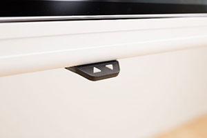 Interaktives Board - Höhenverstellung auf Knopfdruck