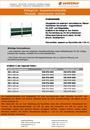 Produktdatenblatt elektrische Doppeltafel