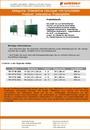 Datenblatt, Interaktive Lösung mit Schultafel